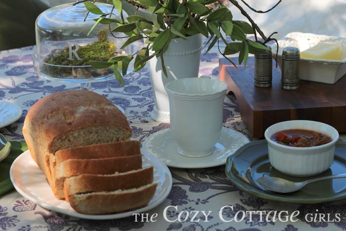 Vita Mix Applesauce  The Cozy Cottage Girls Fall into Chili & Vita Mix Bread