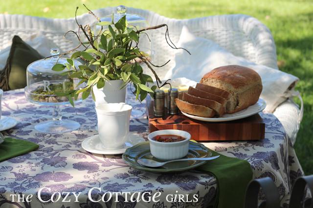 Vita Mix Applesauce  The Cozy Cottage Girls