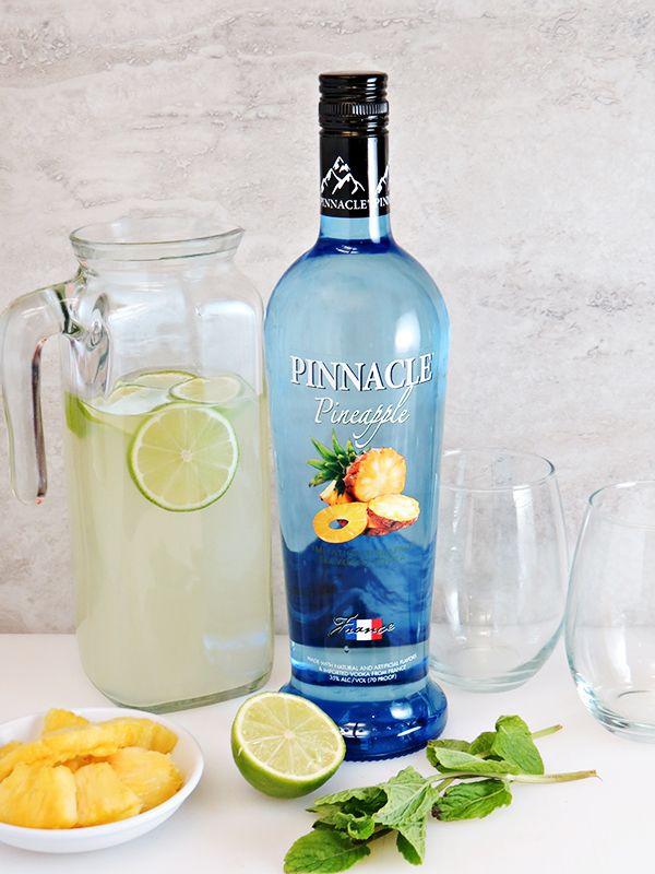 Vodka And Pineapple Juice Drinks  Best 25 Pineapple vodka drinks ideas on Pinterest