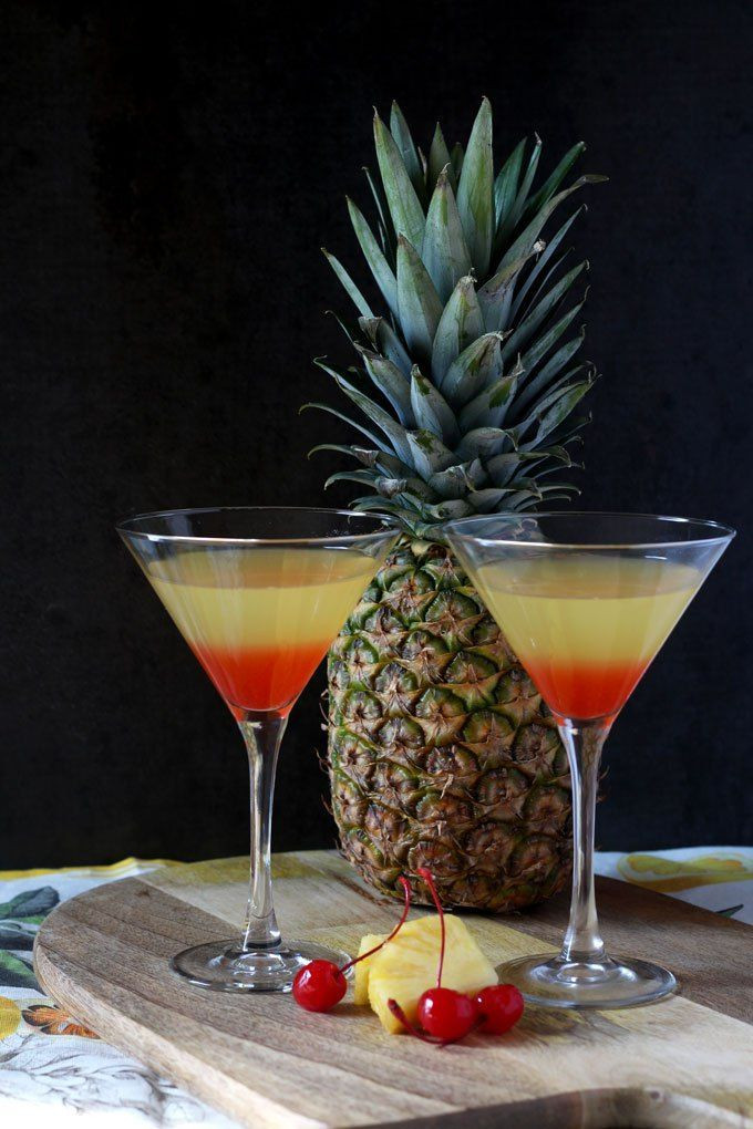 Vodka And Pineapple Juice Drinks  1000 images about Cool drink ideas on Pinterest
