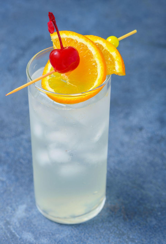Vodka Collins Drinks  Easy Vodka Collins Cocktail Recipe