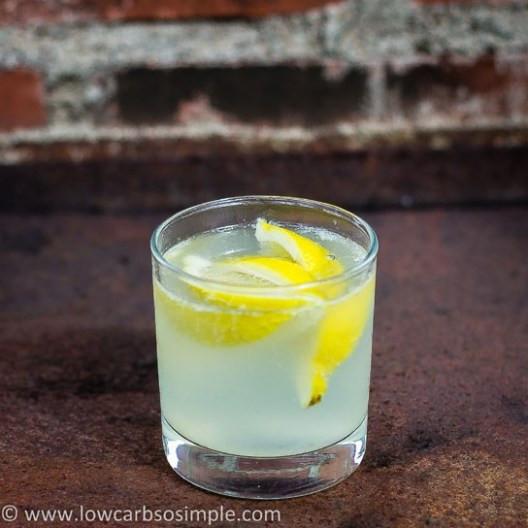 Vodka Collins Drinks  Sugar Free Summer Cocktails Low Carb So Simple