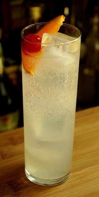 Vodka Collins Drinks  Vodka Collins – Barman s Journal