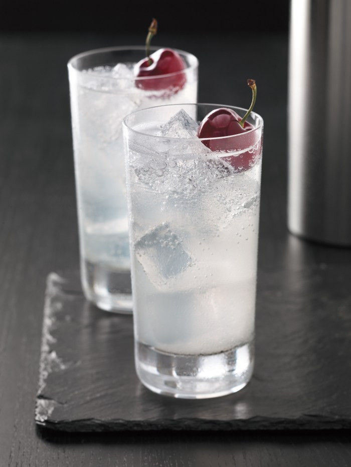 Vodka Drinks Mixers  Cherry Slice Vodka Cocktail Recipe – Food Republic