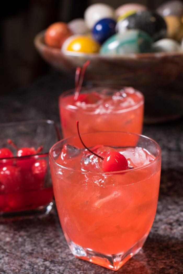 Vodka Mixed Drinks  Vodka Lemon Holiday Cocktail The Recipe Wench