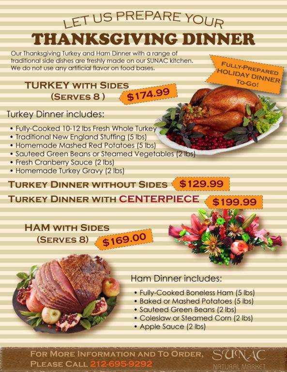 Vons Thanksgiving Dinner  Vons Thanksgiving Deals