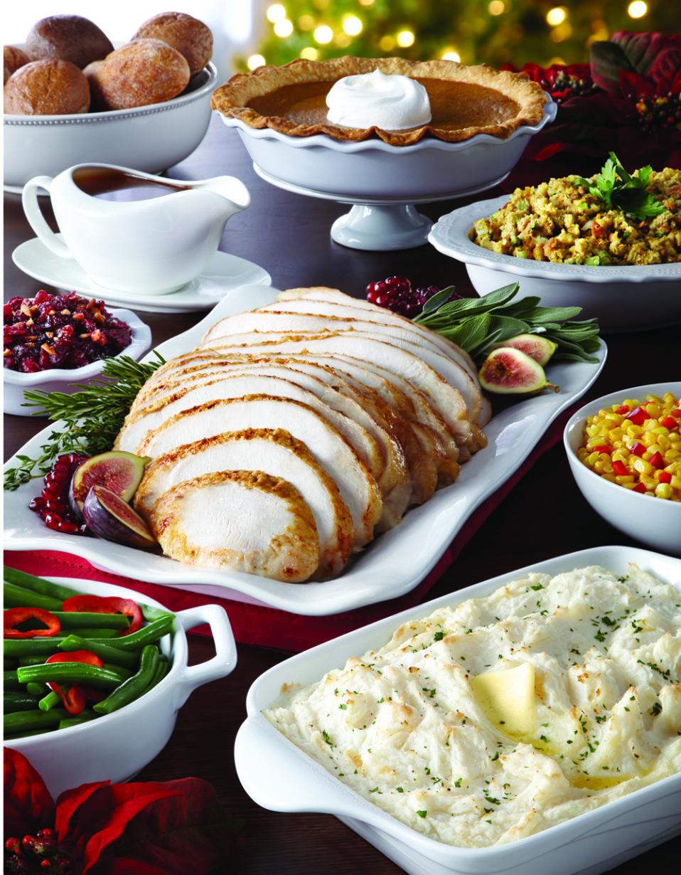 Vons Thanksgiving Dinner 2016  Albt mealshot 3254 cpc1 Thanksgiving Albertsons My Stress