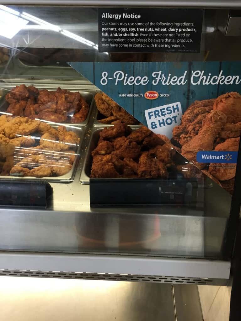 Walmart Fried Chicken 100 Pieces  walmart fried chicken 100 pieces