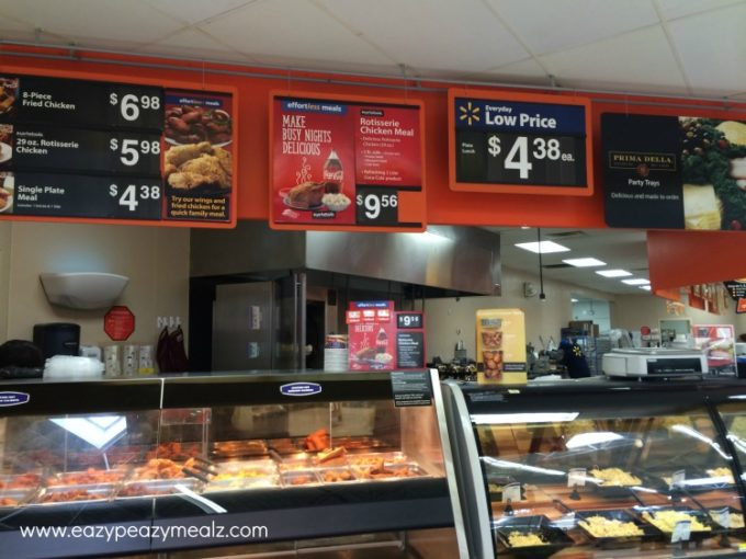 Walmart Fried Chicken Prices  AD Red White and Blue Fried Chicken Dipping Sauces Easy