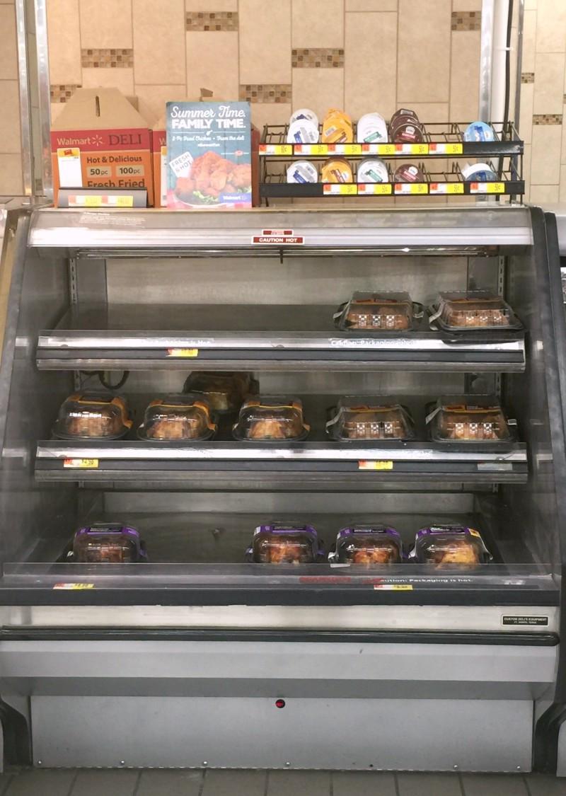 Walmart Fried Chicken Prices  Walmart Fried Chicken