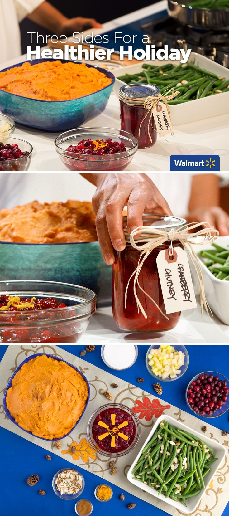 Walmart Thanksgiving Dinner  25 best Thanksgiving images by Walmart on Pinterest