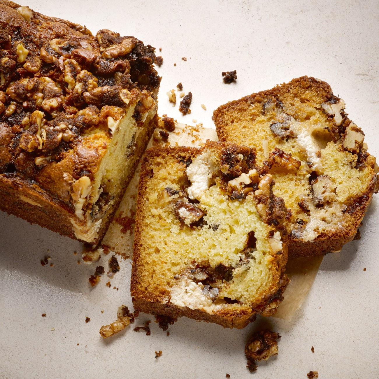 Walnut Cake Recipe  Walnut and halva cake I Ottolenghi recipes