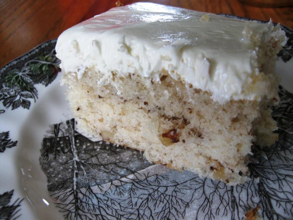 Walnut Cake Recipe  Black Walnut Cake Wholistic Woman