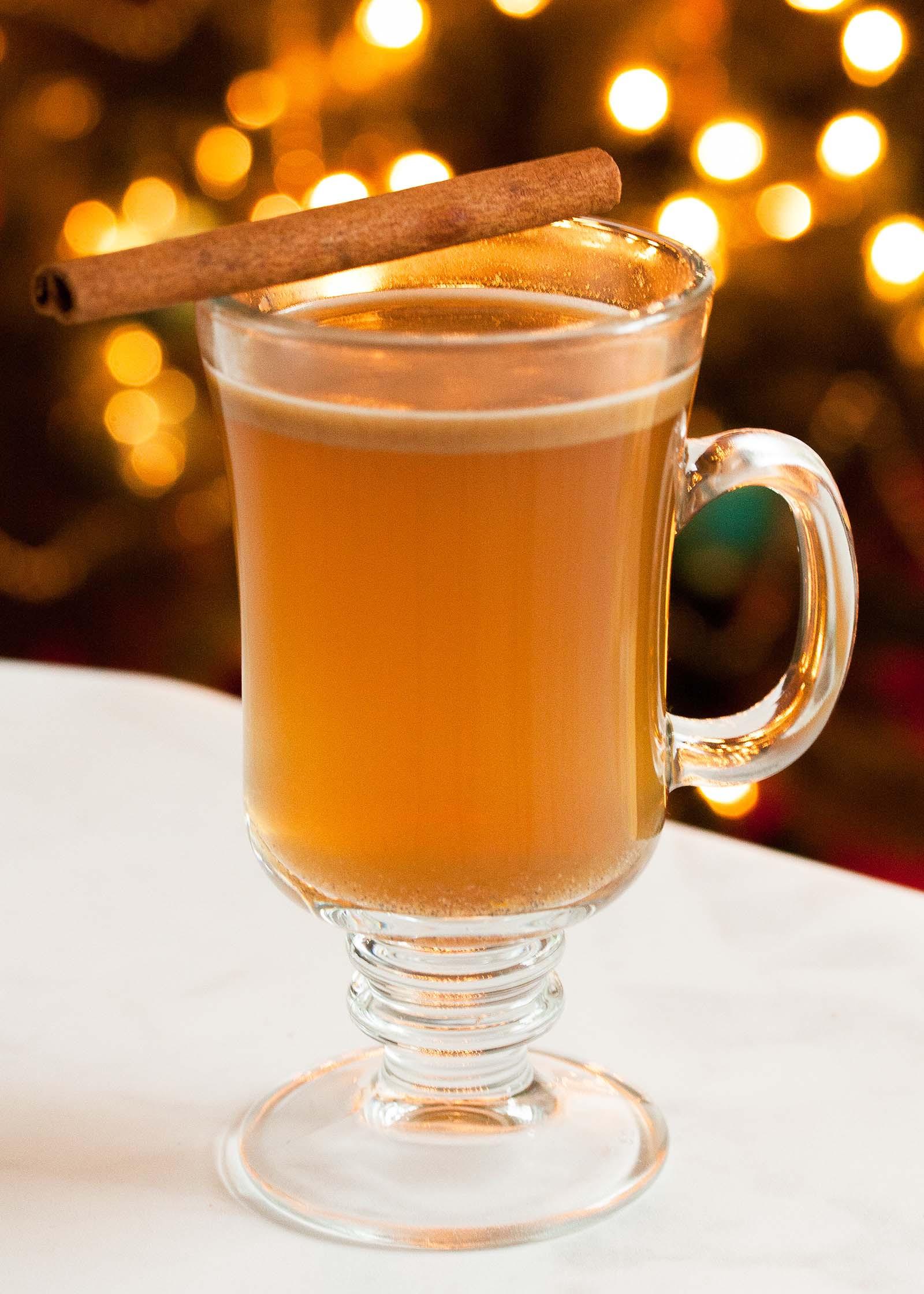 Warm Rum Drinks  Orange & Vanilla Hot Buttered Rum Recipe