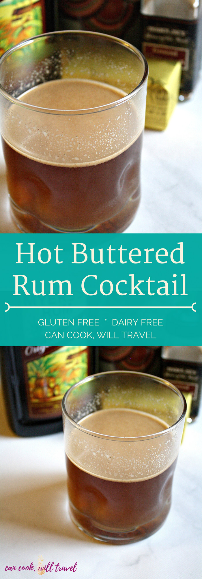 Warm Rum Drinks  Hot Buttered Rum Cocktail Will Warm You Up Can Cook