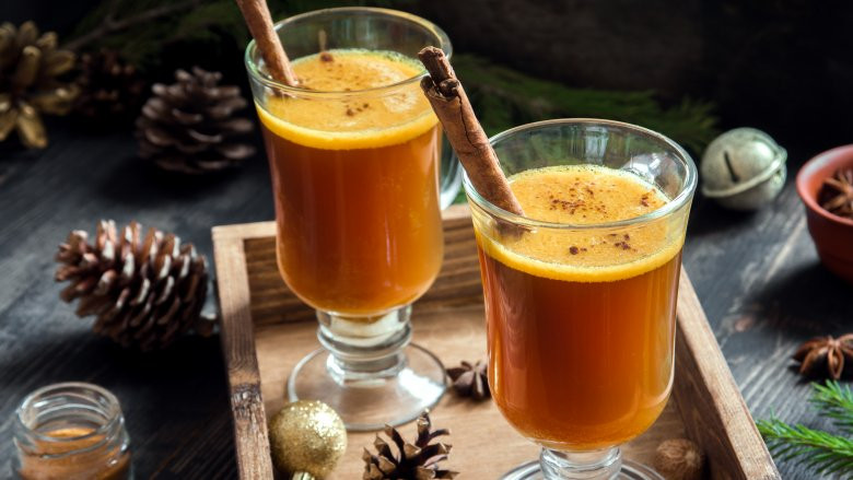 Warm Vodka Drinks  Hot alcoholic drinks to keep you warm all winter