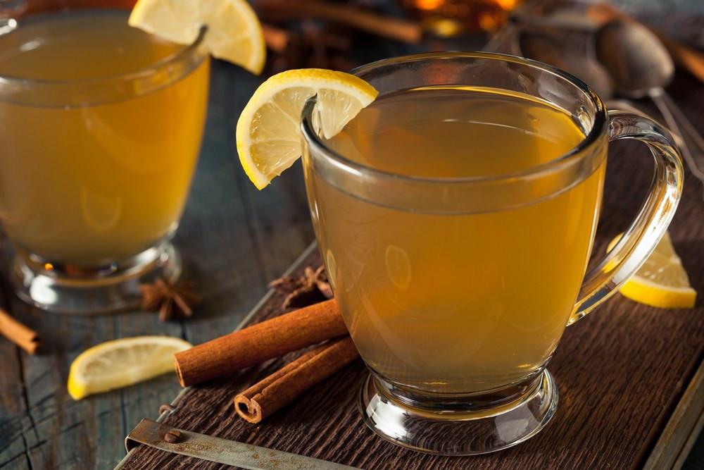 Warm Vodka Drinks  Hot Toddy recipe