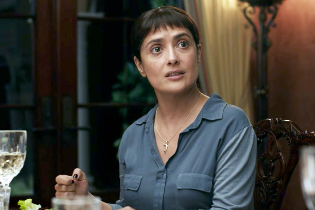 Watch Beatriz At Dinner  Weekend Watch 'Beatriz at Dinner' Showed Up Right on Time