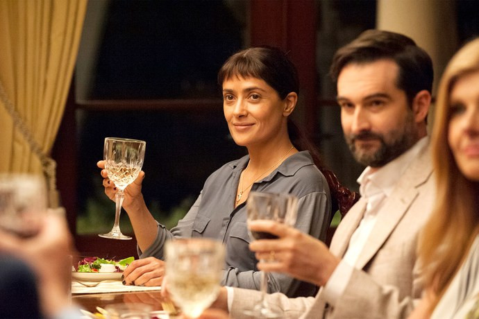Watch Beatriz At Dinner Online  The Best Movies of 2017