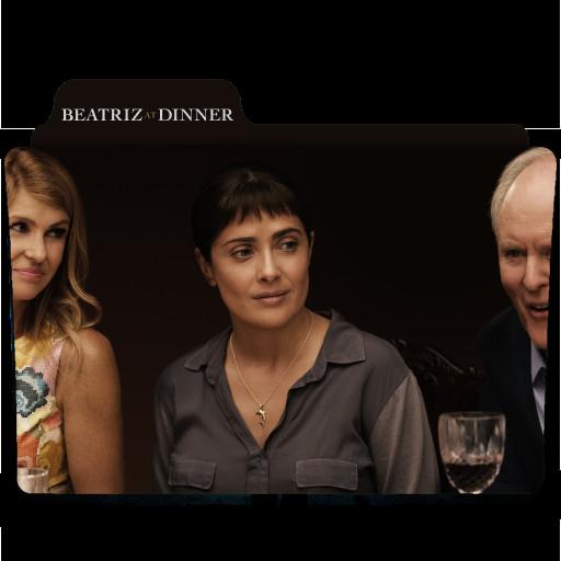 Watch Beatriz At Dinner  Beatriz At Dinner 2017 Folder Icon by AckermanOP on