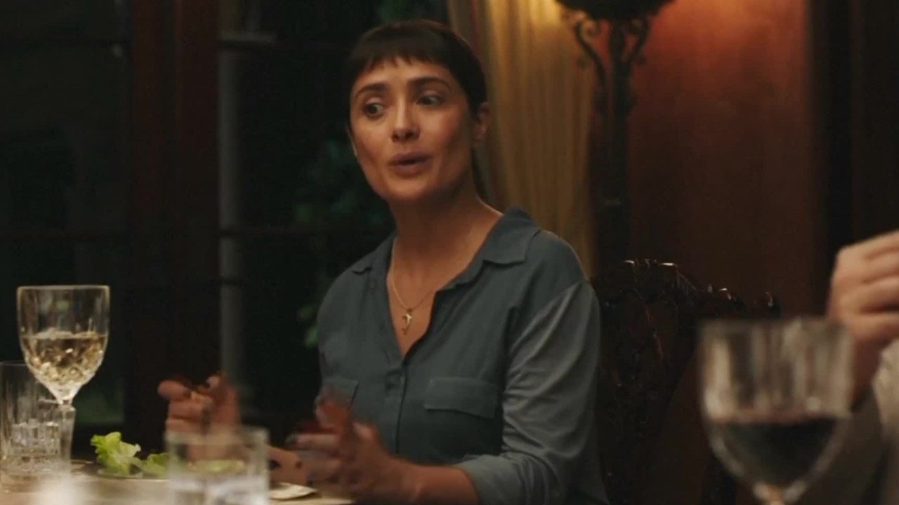 Watch Beatriz At Dinner  Reviews Mixed For 'Beatriz At Dinner'