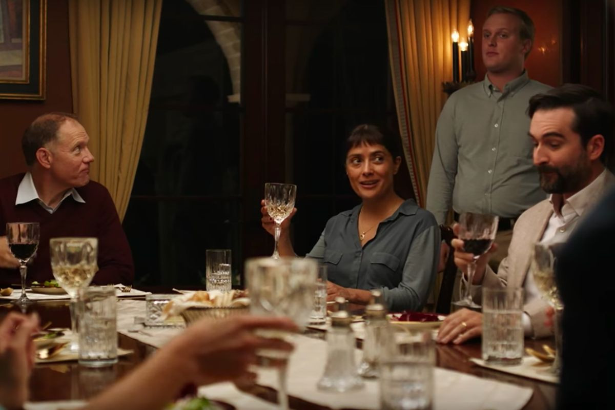 Watch Beatriz At Dinner  What to Watch This Weekend Beatriz at Dinner Billy Nye