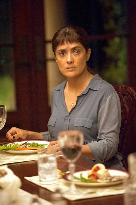Watch Beatriz At Dinner  Is Beatriz at Dinner a political Rorschach test