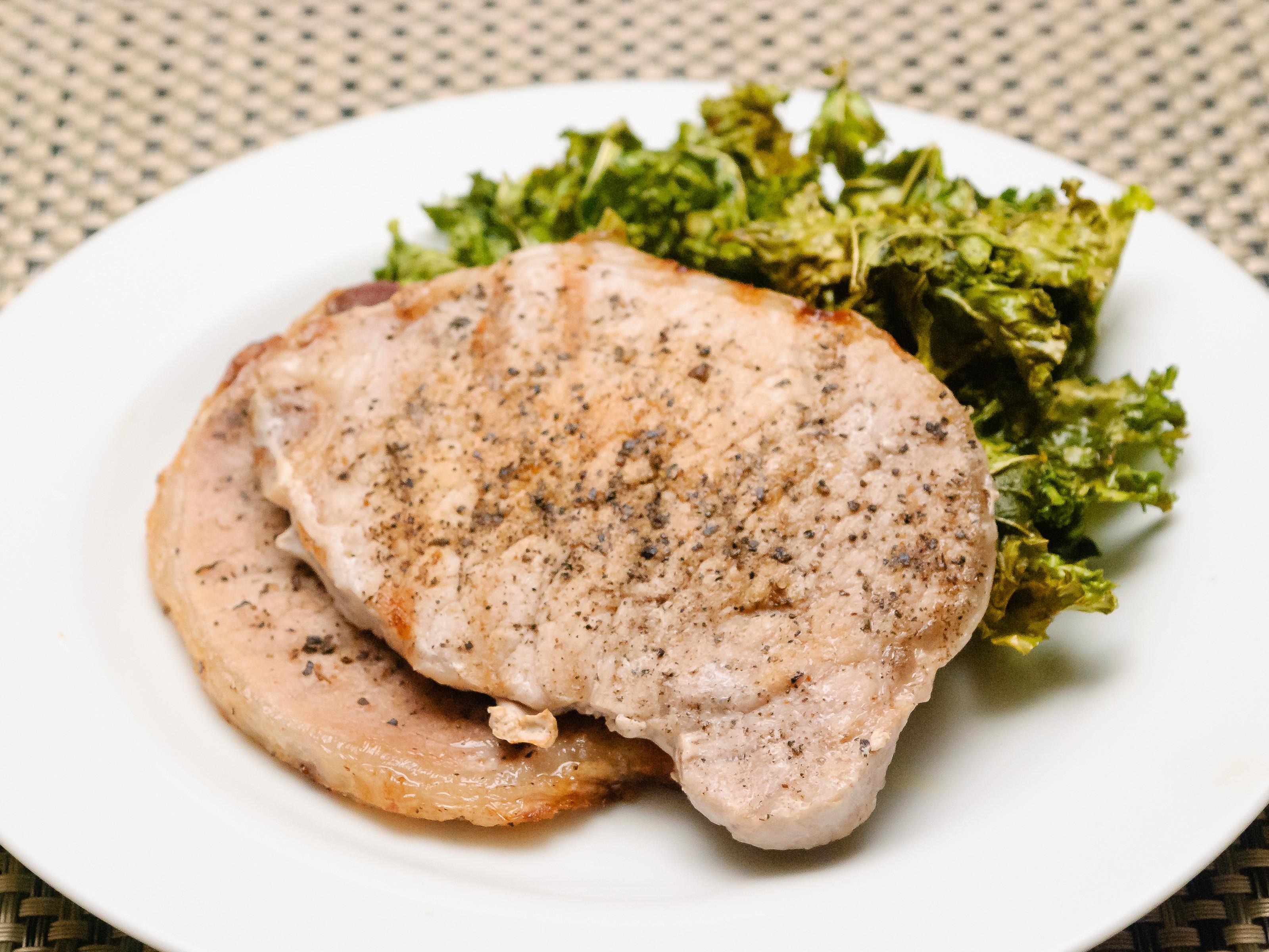Ways To Cook Pork Loin  4 Ways to Cook Pork Loin Steaks wikiHow