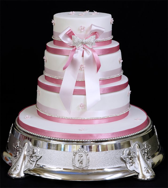 Wedding Cakes Ornaments  Cute And Beautiful Wedding Cakes Wedding