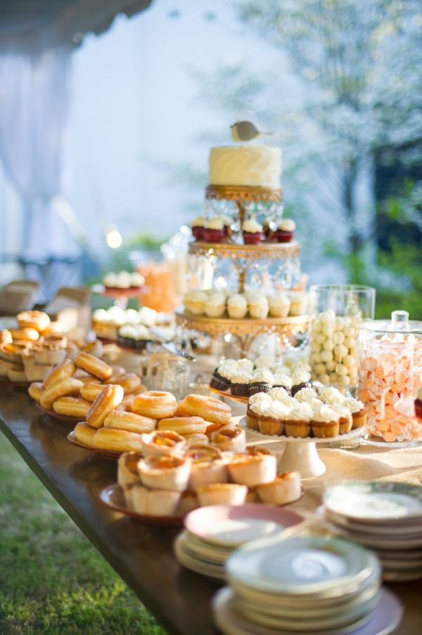 Wedding Dessert Ideas  Wedding Dessert Buffet Ideas for Christmas & Winter
