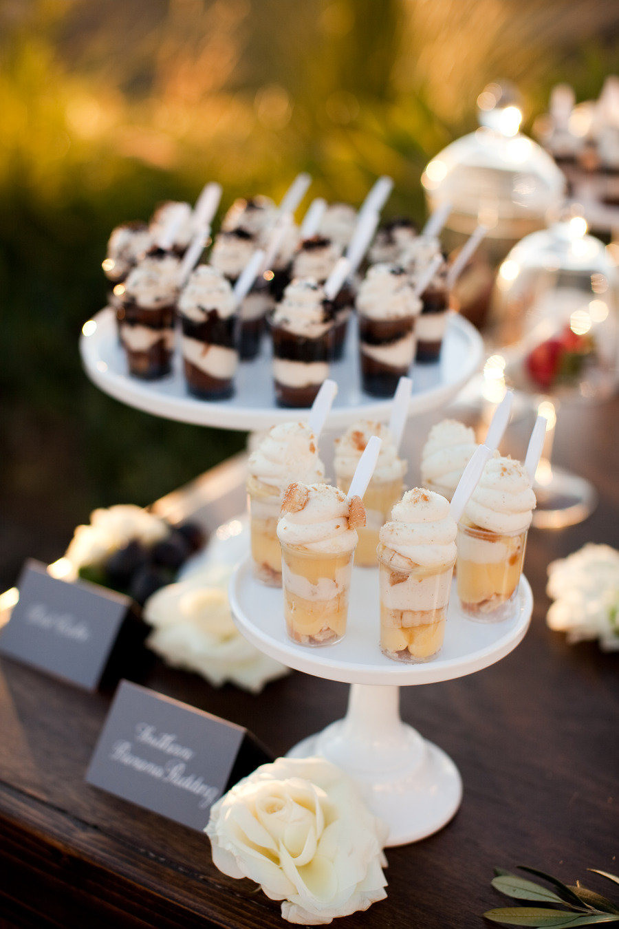 Wedding Dessert Ideas  Wedding Dessert Ideas that are not cake wedding dessert