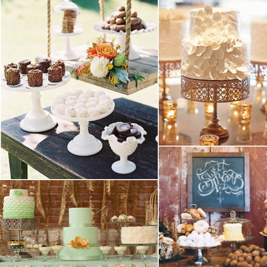 Wedding Dessert Ideas  Wedding Dessert Table Ideas
