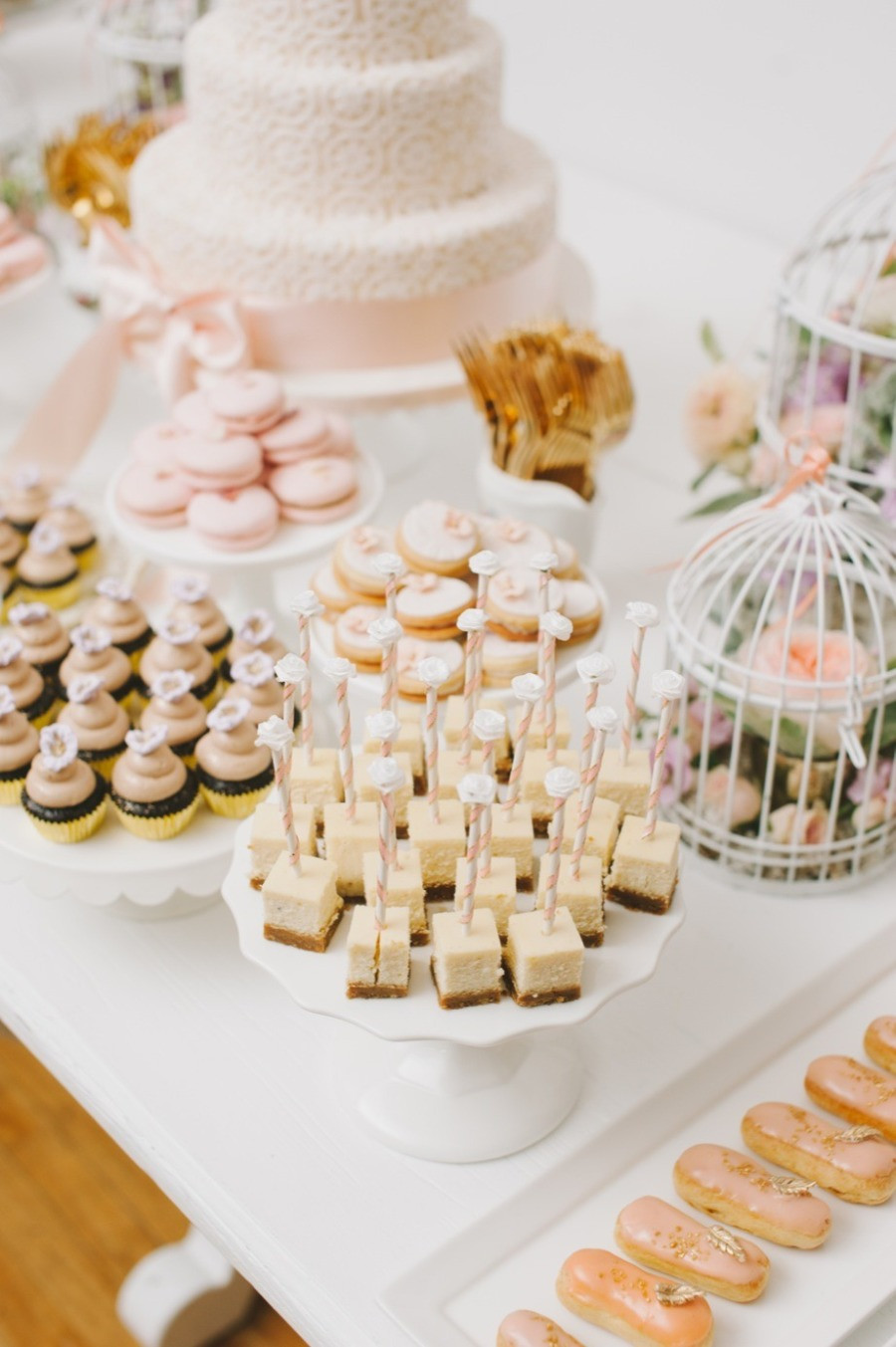 Wedding Dessert Ideas  45 Chic and Creative Wedding Dessert Ideas MODwedding