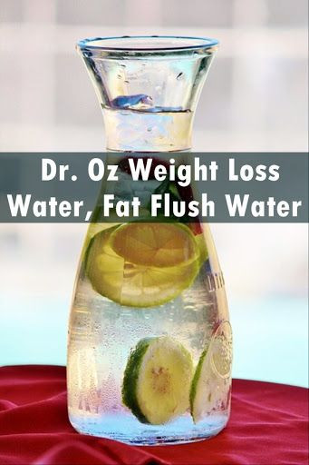 Weight Loss Detox Drinks Recipes  17 Best images about Dr Oz on Pinterest