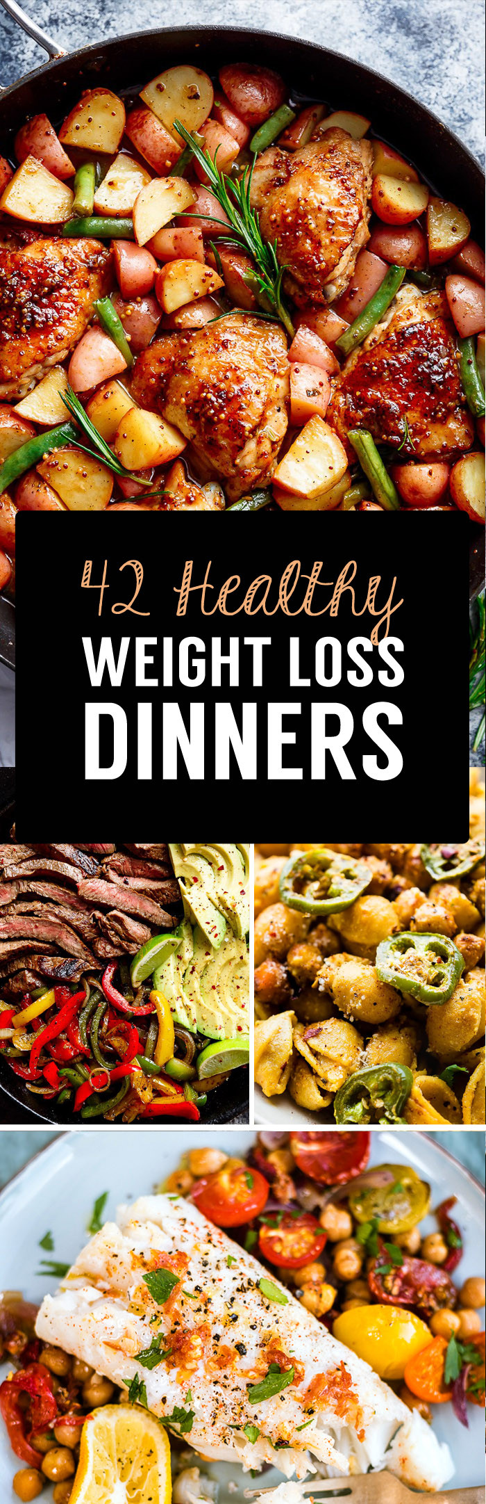 Weight Loss Dinner  117 Weight Loss Meal Recipes For Every Time The Day