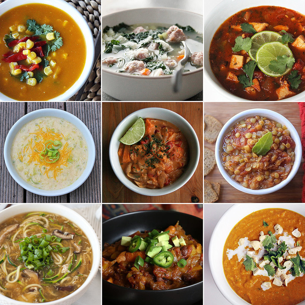 Weight Loss Dinner  Weight Loss Soups