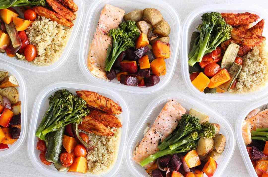 Weight Loss Dinner  Weight loss Meal Prep For Women 1 Week in 1 Hour – Liezl