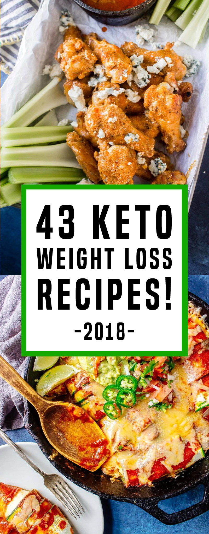 Weight Loss Foods Recipes  43 Keto Diet Recipes That Will Help You Burn Fat Fast In