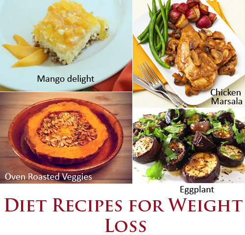 Weight Loss Foods Recipes  Diet Recipes for Weight Loss
