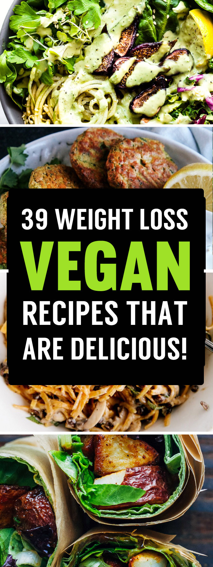 Weight Loss Foods Recipes  39 Delicious Vegan Recipes That Are Perfect For Losing