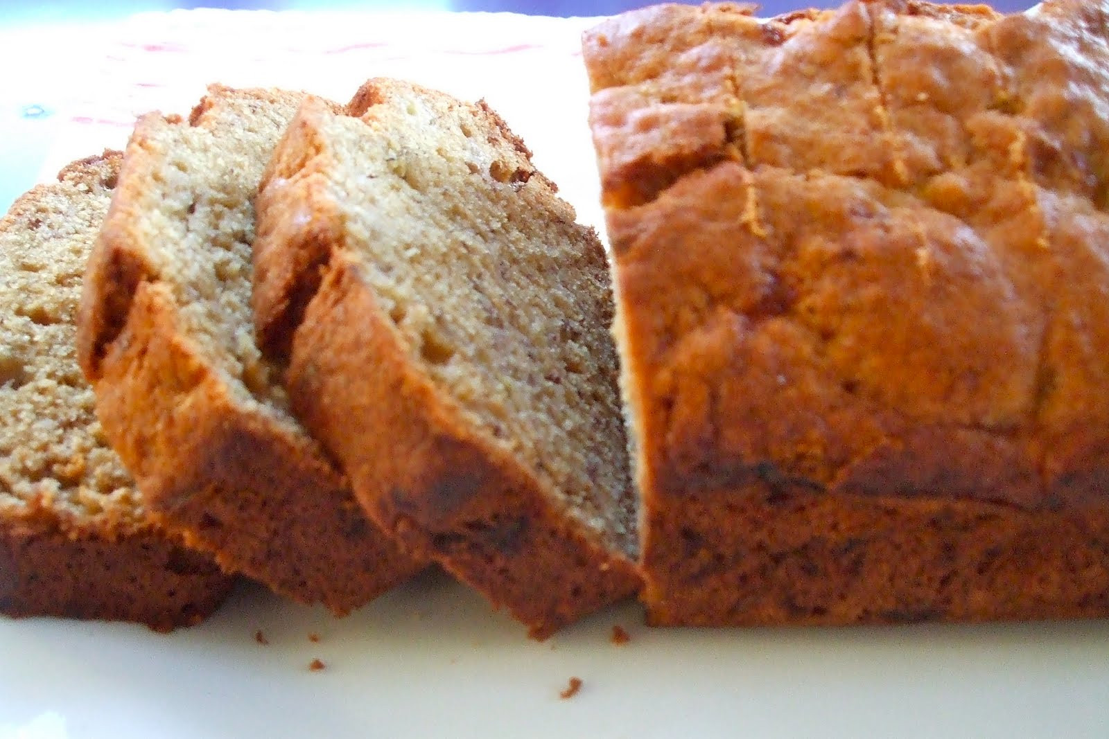 Weight Watchers Banana Bread  I Bake Therefore I Am Weight Watchers Banana Bread
