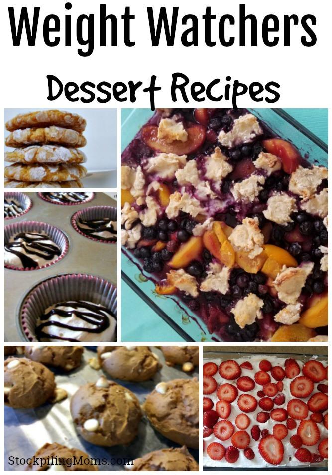 Weight Watchers Desserts Freestyle  20 Amazing Weight Watchers Dessert Recipes