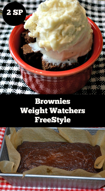 Weight Watchers Desserts Freestyle  Brownies Weight Watchers FreeStyle 2 SmartPoints