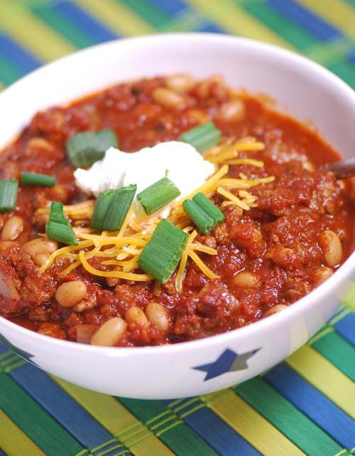 Weight Watchers Turkey Chili  Turkey chili Chili and Turkey on Pinterest