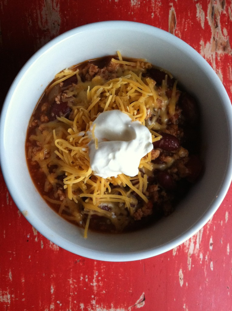 Weight Watchers Turkey Chili  Weight Watcher Turkey Chili Recipe