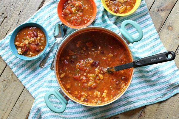 Weight Watchers Turkey Chili  pumpkin turkey chili weight watchers