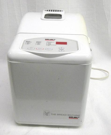 Welbilt Bread Machine  Welbilt The Bread Machine Electric ABM3100 with