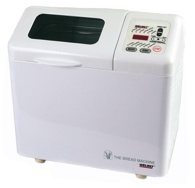 Welbilt Bread Machine  Welbilt Model 4800 Bread Machine Refurbished Free