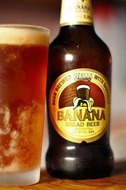 Wells Banana Bread Beer  Week Twenty Two Wells Banana Bread Beer