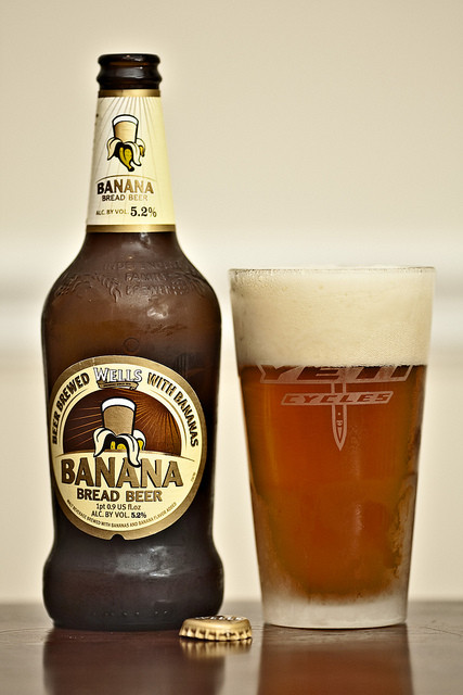Wells Banana Bread Beer  Wells Banana Bread Beer
